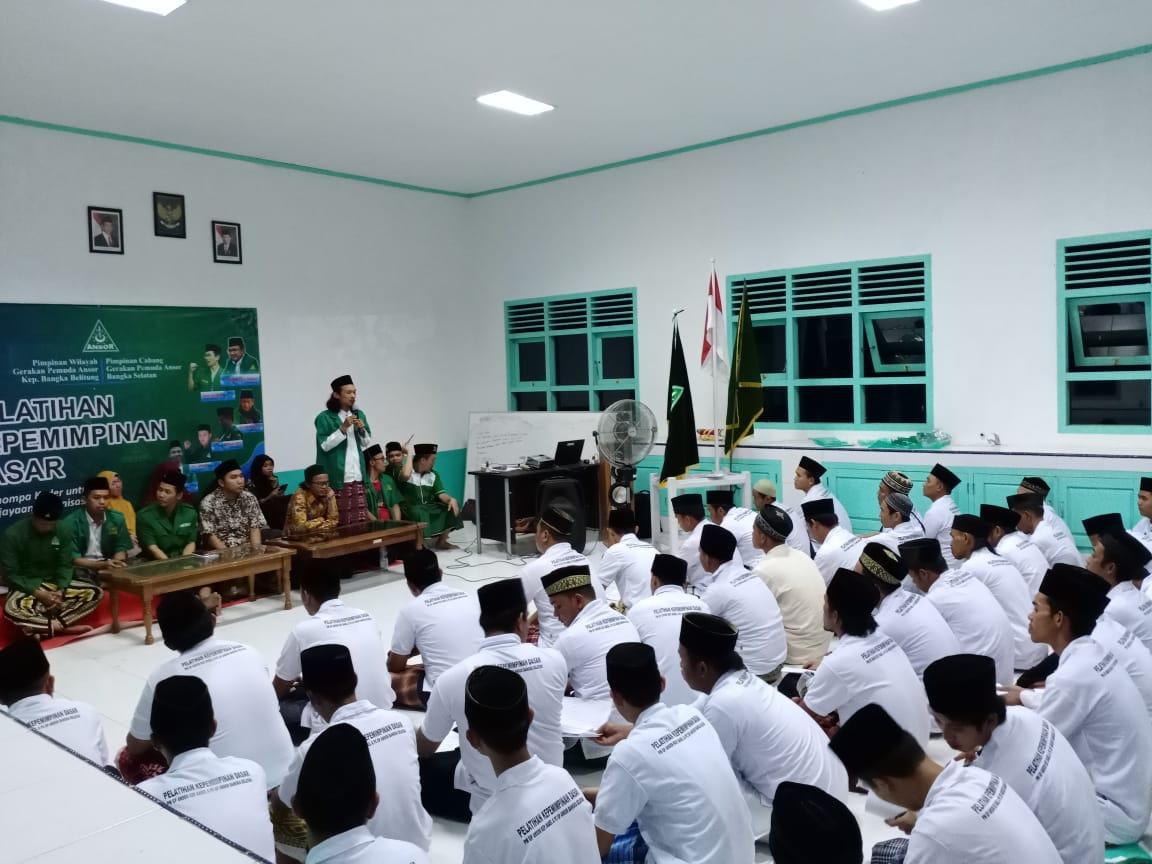 peserta PKD di bangka selatan