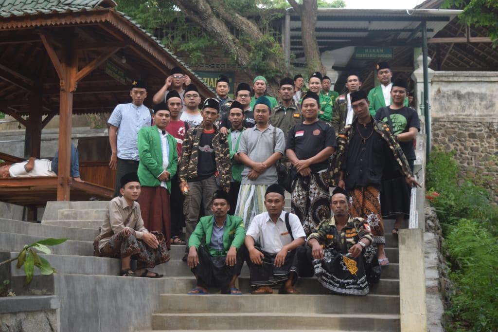 Ziarah Ansor Banser PAC Bawang