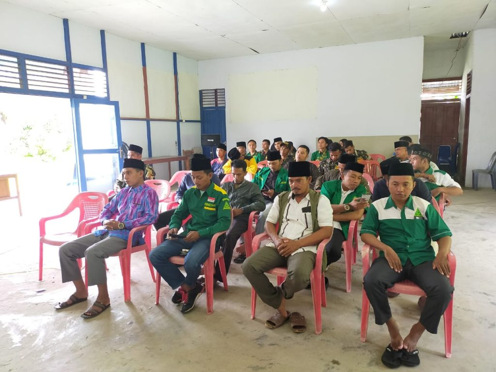 Konfrensi Anak Cabang GP Ansor Kuala Mandor B