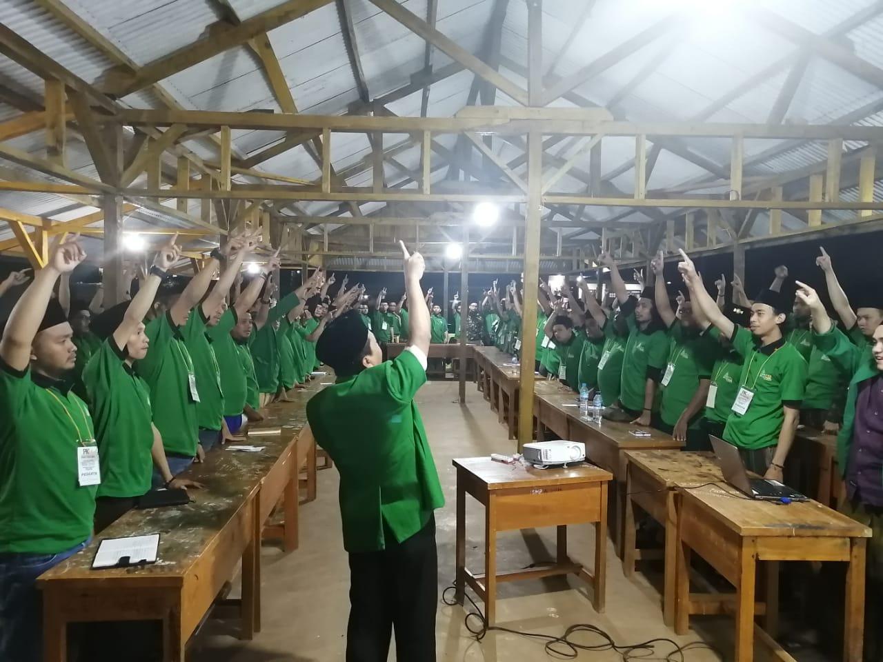 PW Ansor Jawa Barat Kembali Gelar PKL