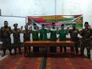 Konfercab III dan DTD Angkatan II GP Ansor Bengkayang