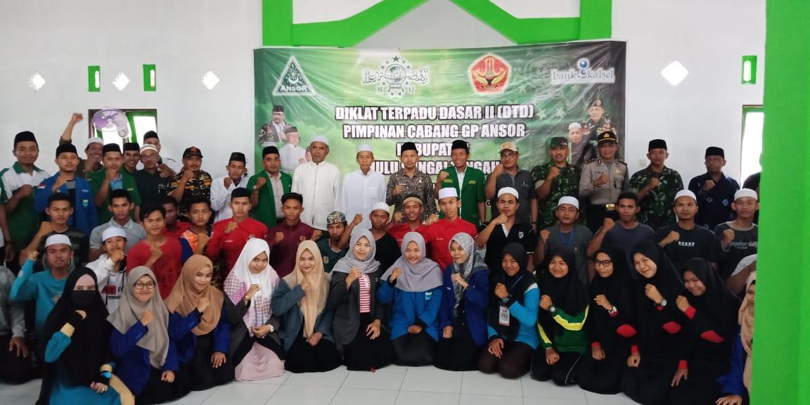 DTD II PC GP Ansor Kab. Hulu Sungai Tengah