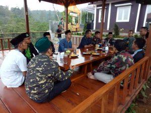 Temu Lintas Ormas PC GP Ansor Batang, Pemuda Muhammadiyah, dan PD AMRI Batang
