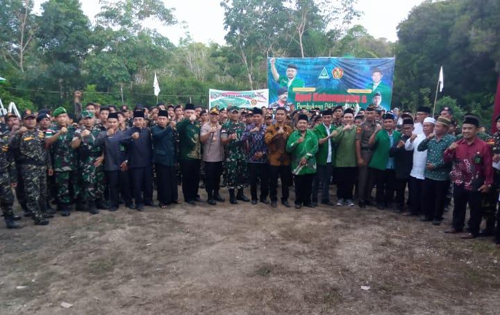 PW GP Ansor Kalbar Siap Dukung Pilkada Damai di Sekadau