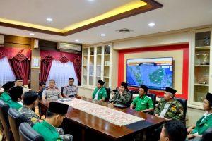 """Kapolda Riau """"Saya titip Indonesia kepada Gerakan Pemuda Ansor"""""""
