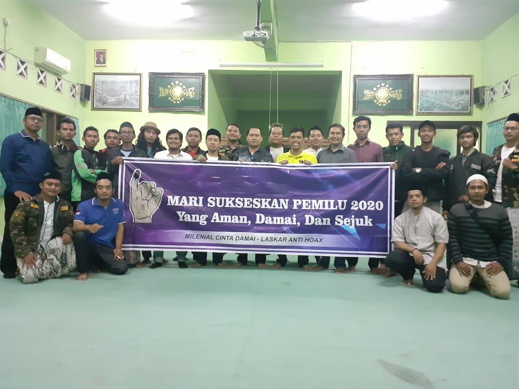 Polda Jateng Gandeng Ansor Semarang Serukan Pilkada Damai