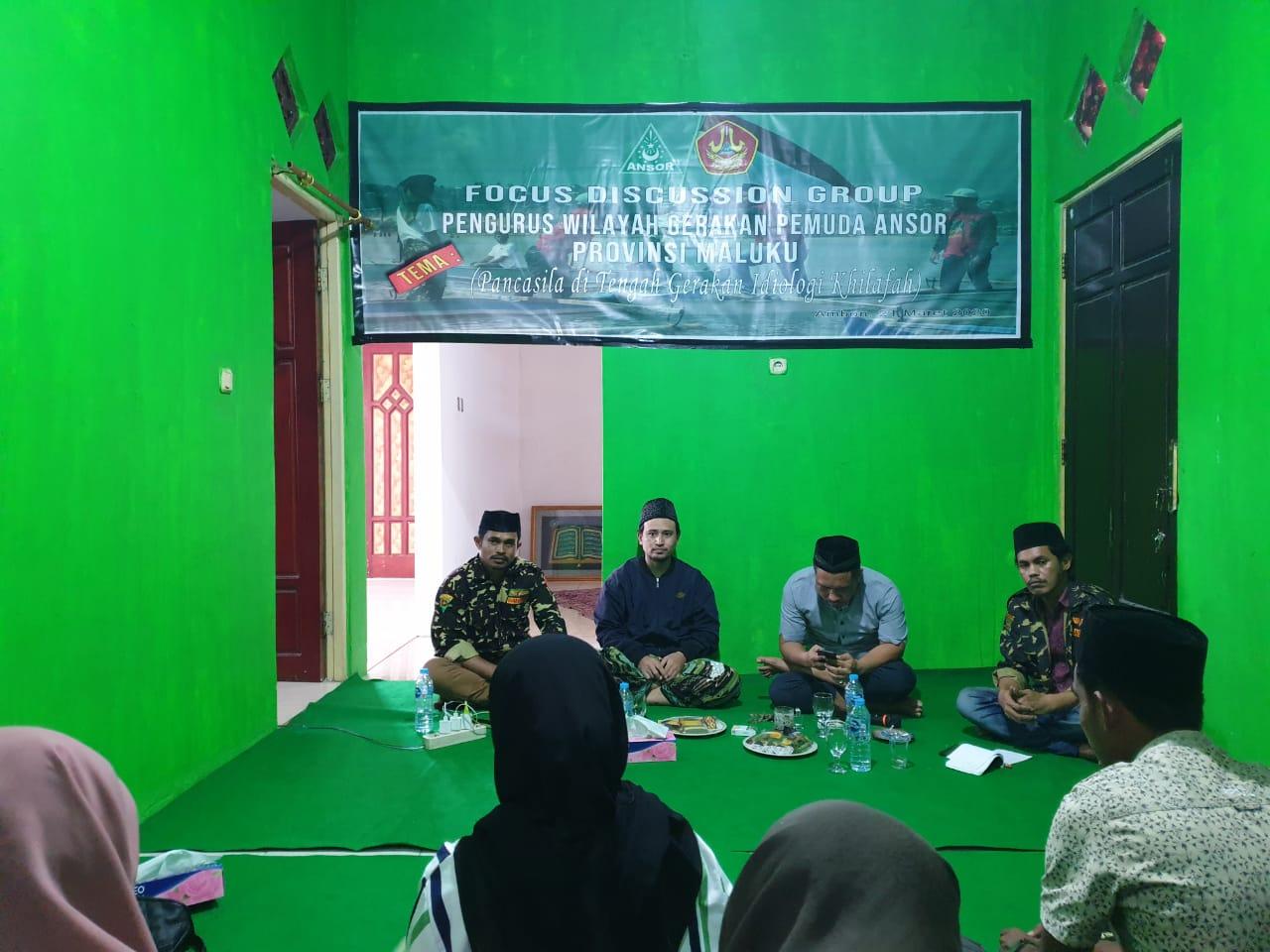 Menolak Gerakan Pemikiran Khilafah di Maluku
